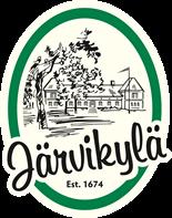Järvikylän logo.