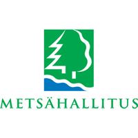 Metsähallituksen logo.