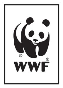 WWF:n logo.